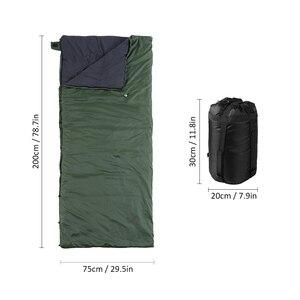 Image 5 - Çok fonksiyonlu kamp hamak uyku tulumu Underquilt hafif kamp yorgan Packable tam boy battaniyenin altında