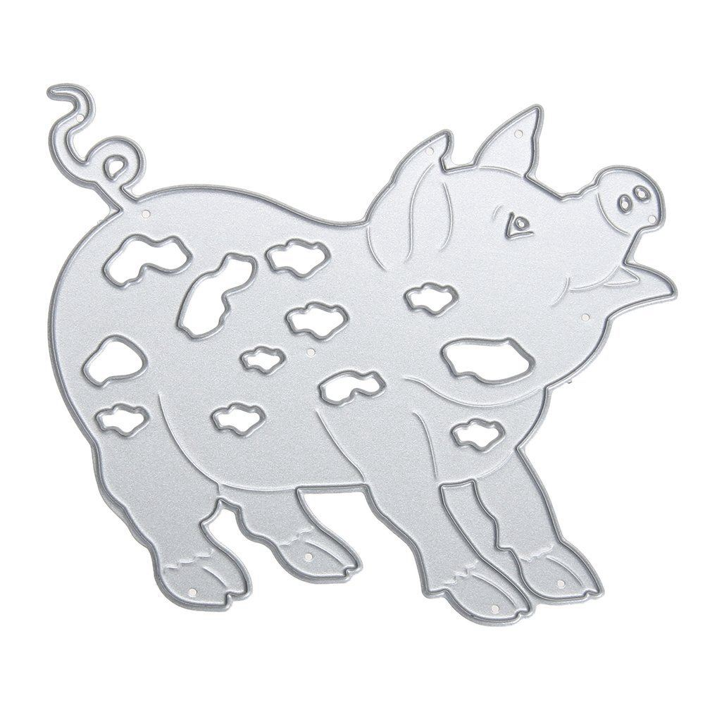 Buy Pig Stencil Template And Get Free Shipping On AliExpress