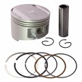 +50 Cylinder Bore size 73.5mm Motorcycle Piston &Piston ring  Kit For Yamaha TTR250 TT250R TTR 250 Piston and piston ring