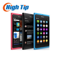 Unlocked Original N9 GSM Touch Screen Cell Phone 3G WIFI 8MP Camera Mobile Phone Free Shipping