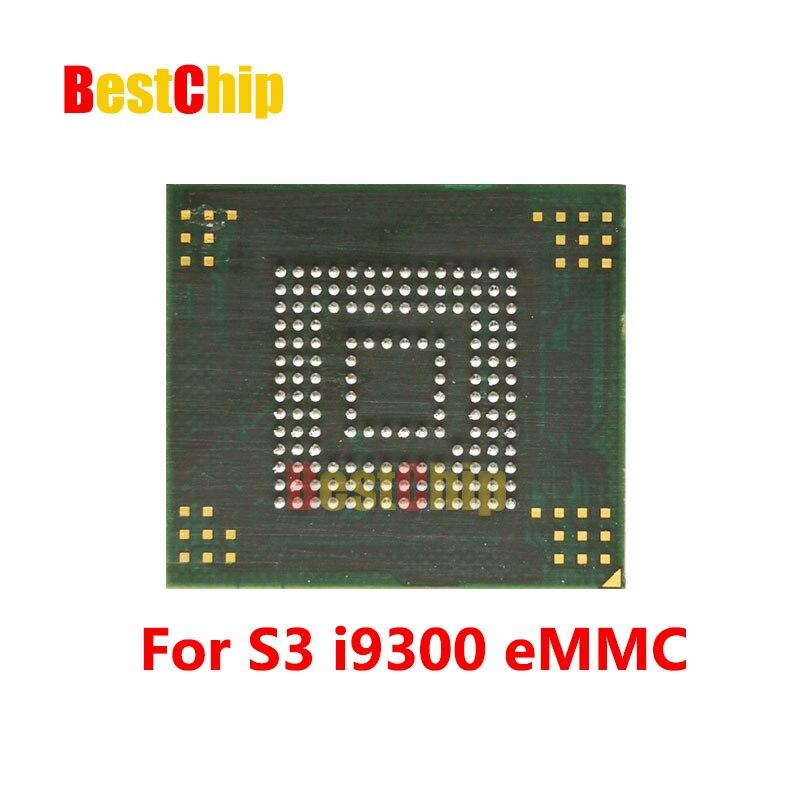 10pcs lot For S3 I9300 NAND Flash memory KMVTU000LM B503 KMVTU000LM eMMC With firmware Programmed