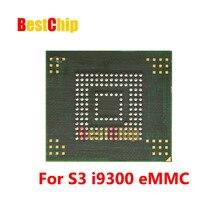 10 ชิ้น/ล็อตสำหรับ S3 I9300 NAND Flash Memory KMVTU000LM B503 KMVTU000LM eMMC พร้อมเฟิร์มแวร์/โปรแกรม