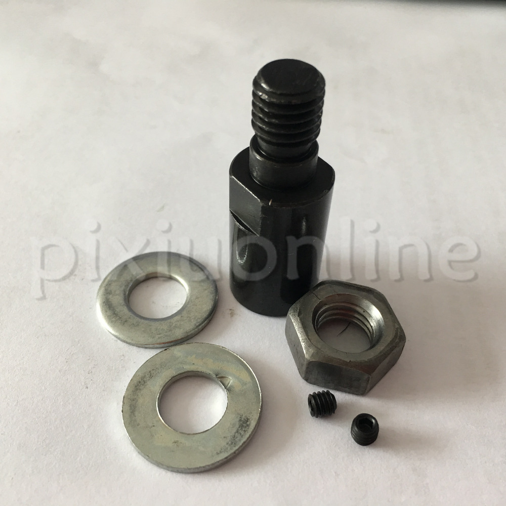 1suit J616b M10 Blacking Saw Blade Clip DIY DC Motor Hand Chainsaw Parts Nail Aperture 8mm Sale at a Loss Russia rm1 6319 he rm1 6274 he ceramic fuser heating element cartridge heater 110v