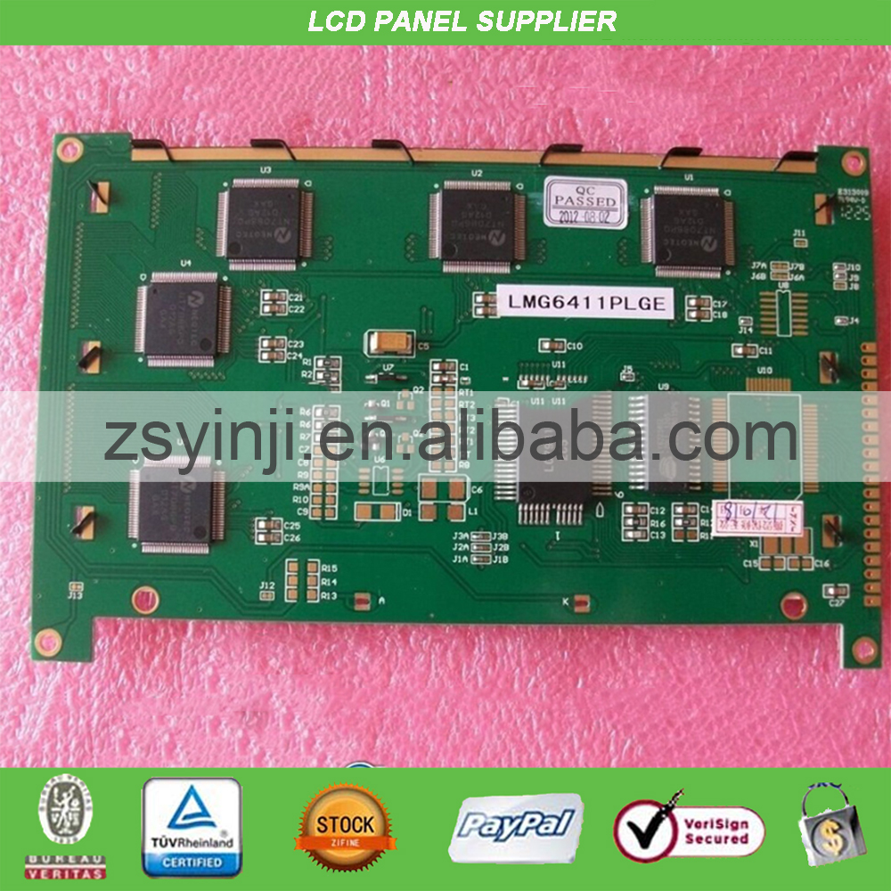 5.4'' Replace Lcd Panel LMG6411PLGE