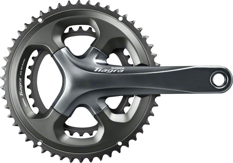 Shimano Tiagra 4700 10 Скорость 170 мм/172,5 мм/175 мм 50-34 Т 52-36 т Crankset дорожного велосипед Адреналин с RS500 каретка