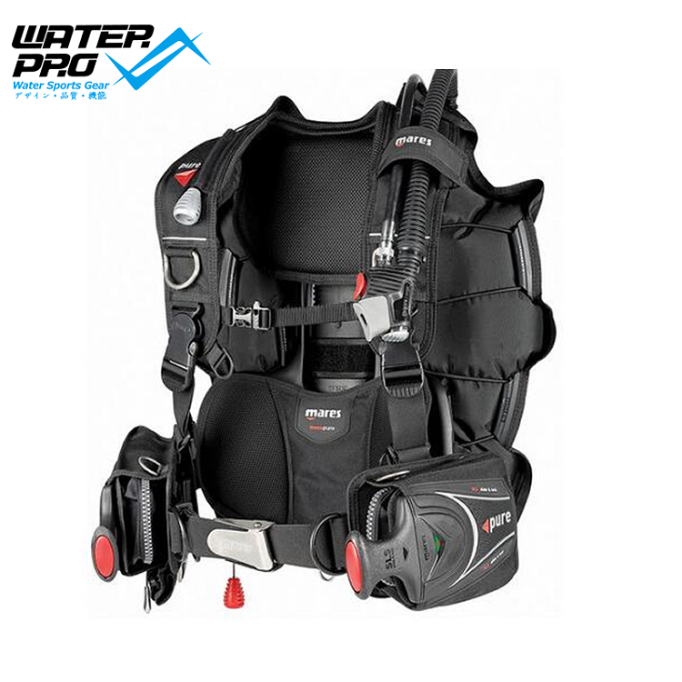 Mares Scuba Diving BCD Vests Pegasus Mrs Plus Dive Equipment Kit холодильник galanz bcd 217t