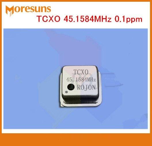 Fast Free Ship 3PCS Sound DIY fihi high precision temperature compensation crystal oscillator TCXO 45 1584MHz