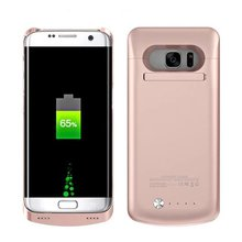 5200mAh External Battery Charging Case Cover for Samsung Galaxy S7 Edge