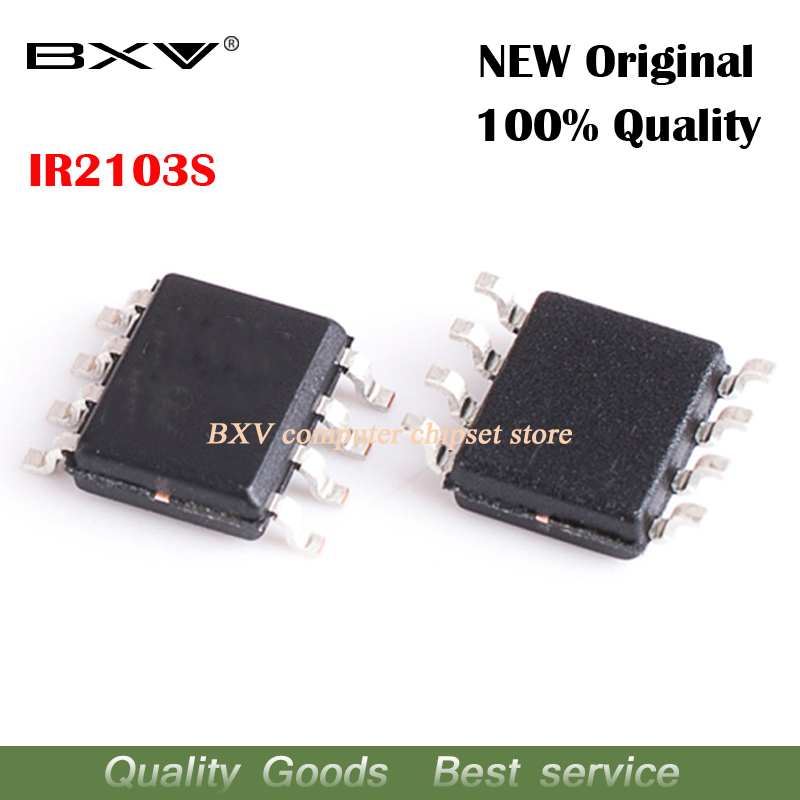 Free shipping 10pcs/lot <font><b>IR2103S</b></font> MOSFET IGBT half-bridge drive SOP-8 new original image