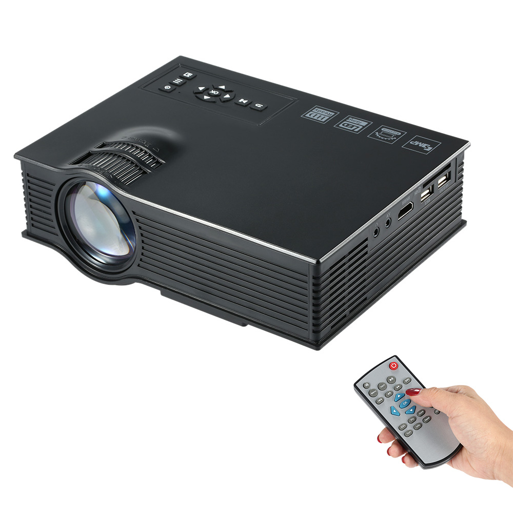 Best original korean unic uc40 led mini pico projector for Highest lumen pocket projector