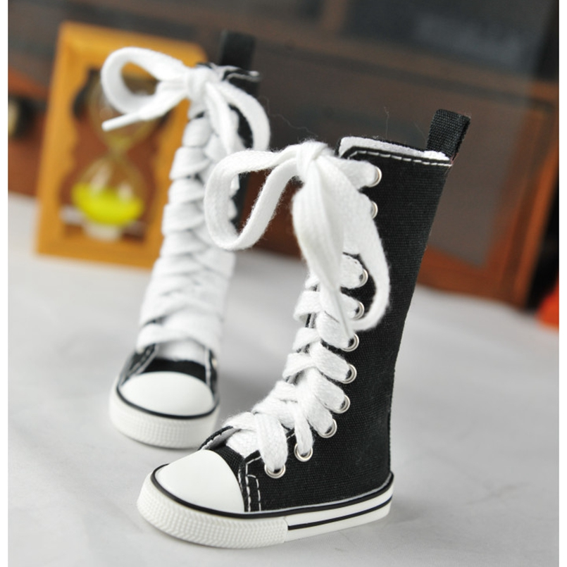 """BJD Pink Synthetic Leather Shoes Sneakers For Female 1//3 24/"""" BJD doll AOD SD DK"""