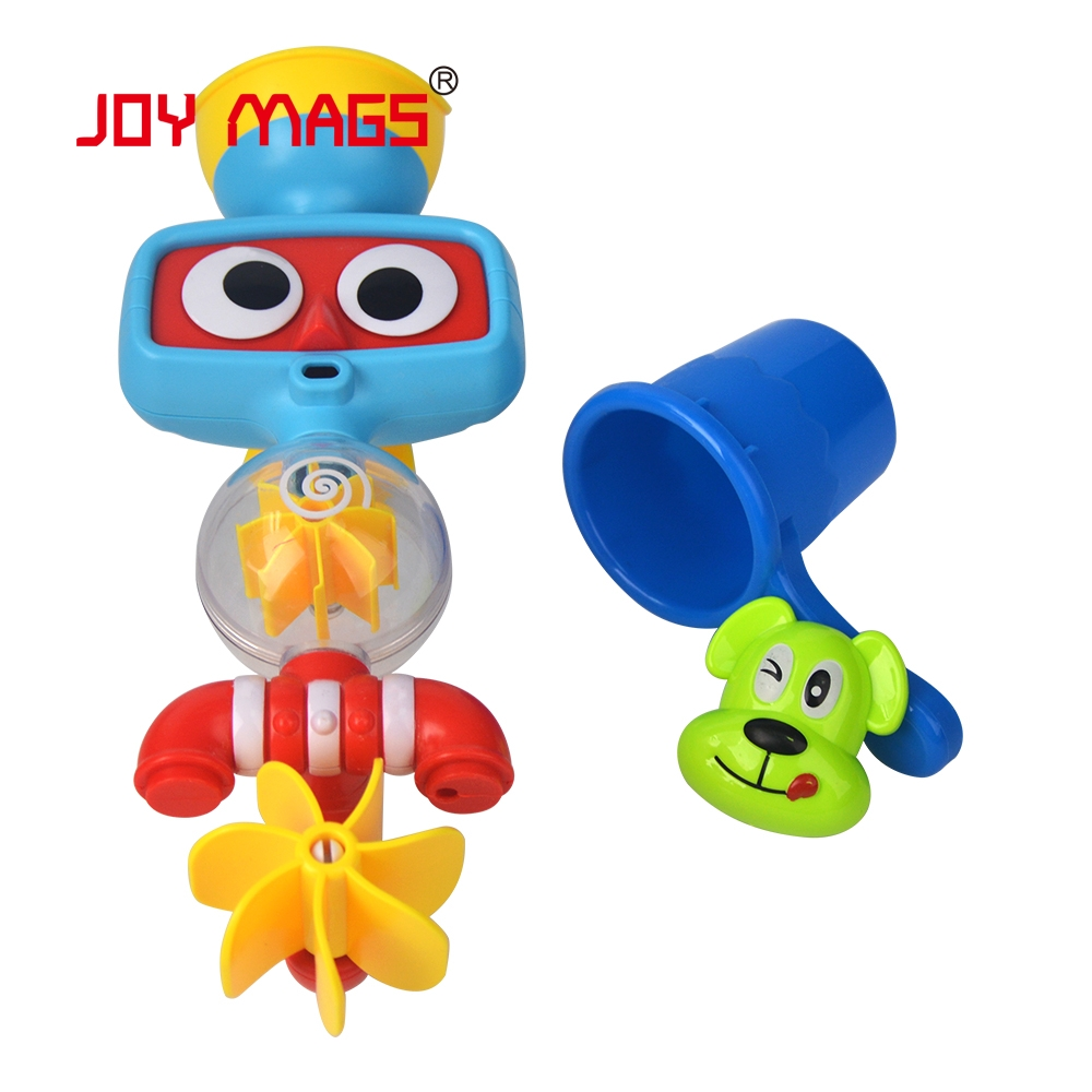 JOY MAGS Bath Shower Toys Shower Toy for Baby Kid Water Pump With ...