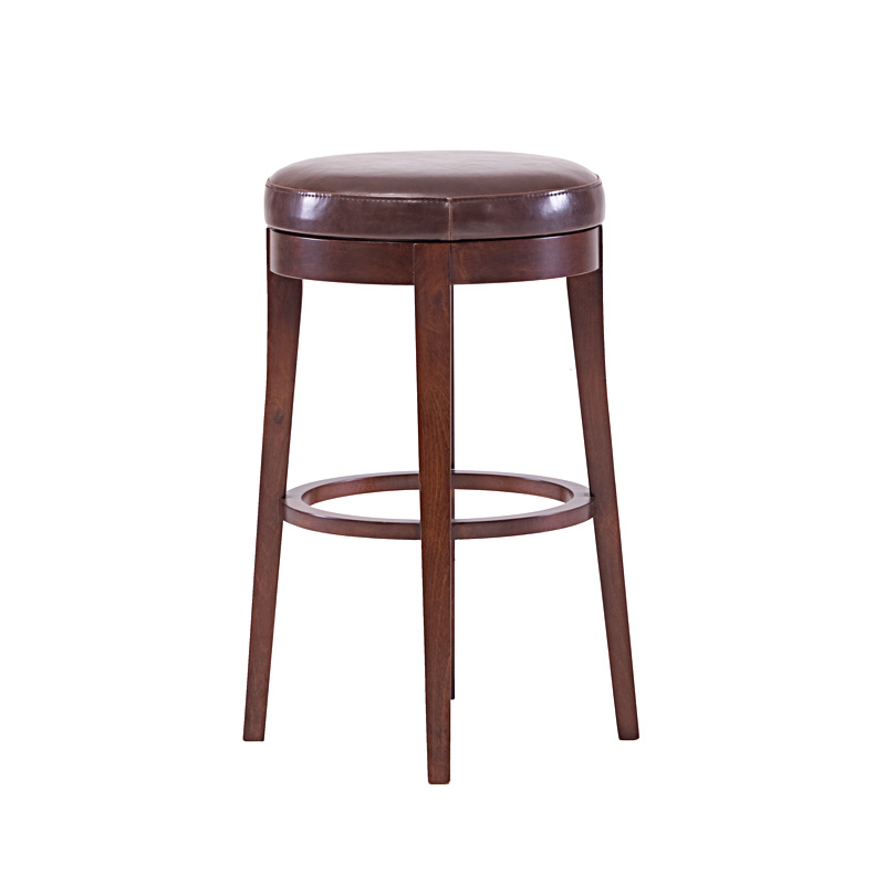 American Furniture Restaurant Driscoll Bar Tall Oak Rotating Bar Stool  Custom Made To Order In Bar Chairs From Furniture On Aliexpress.com |  Alibaba Group