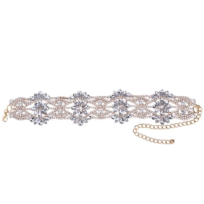 HTB1stWxNpXXXXbwaXXXq6xXFXXX6 Crystal Rhinestone Choker Necklace – Various Styles