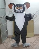 customized monkey mascot costumes hot sale black apes monkeys costumes