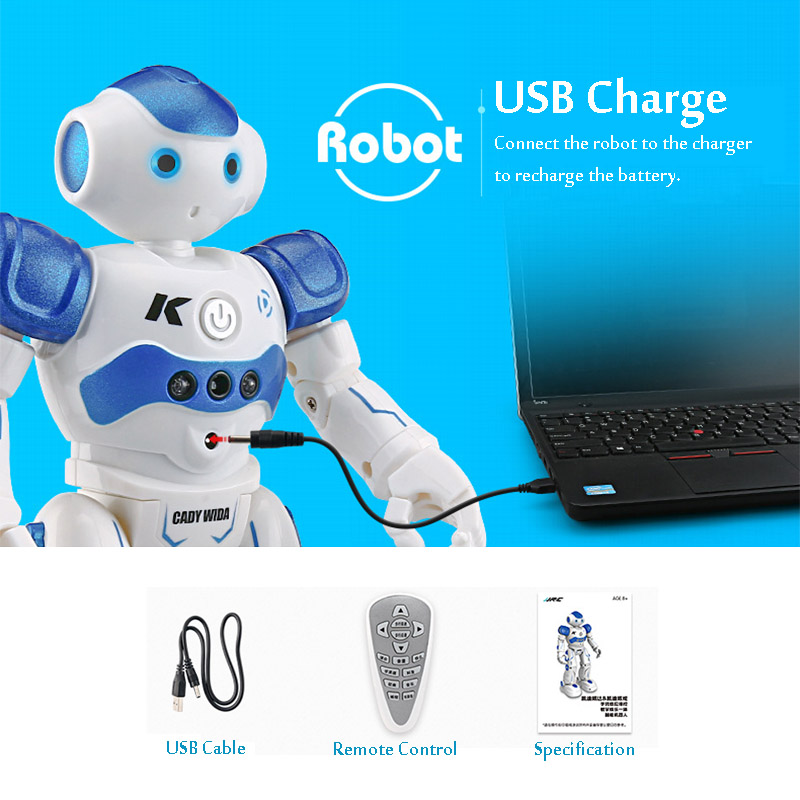 Hardware - LEORY RC Robot Intelligent Programming Remote Control