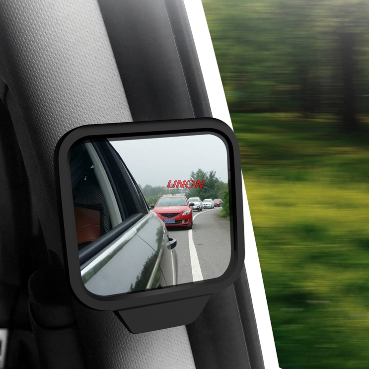 Car Rear Magnet Mirror 270 Degrees Wide Angle Magnetic Suction Rear View Mirrors Car Rear Passenger