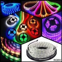 24V RGBW RGB + Warm White 4in1 5M 300Led SMD 5050 LED Tape Strip Lights