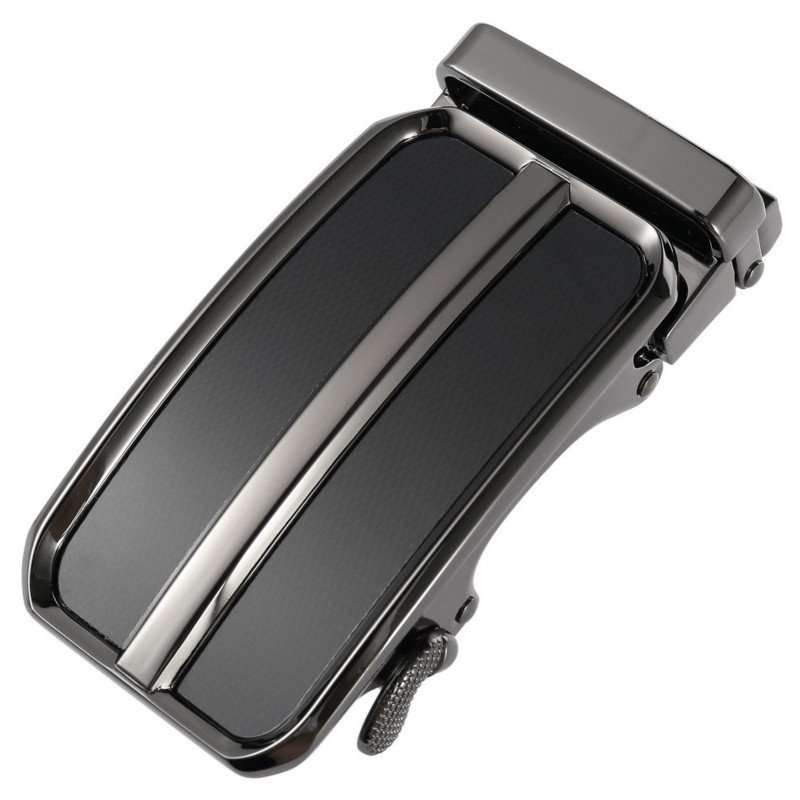 Zinc Alloy Men's Skin Lead Automatic Buckle, Belt Buckle, Men Automatic Buckle  Western Cowboy Dress LY136-22143