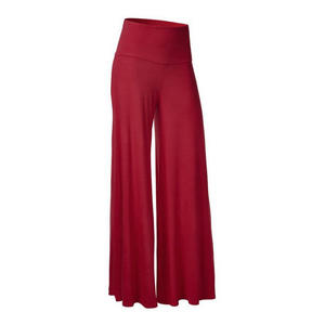 qepae Femme Spring Wide Leg Trousers Casual Women Pants