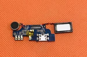Image 1 - 원래 USB 플러그 충전 보드 + 시끄러운 스피커 LEAGOO M5 가장자리 MTK6737 쿼드 코어 5.0 인치 HD 1280x720 무료 배송
