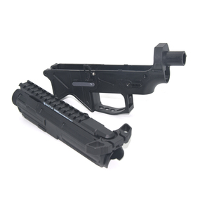 Image 2 - XPOWER BD556 Airsoft Accessories Receiver AEG Body Nylon Metal Gel Split Gearbox Paintball Outdoor Sports