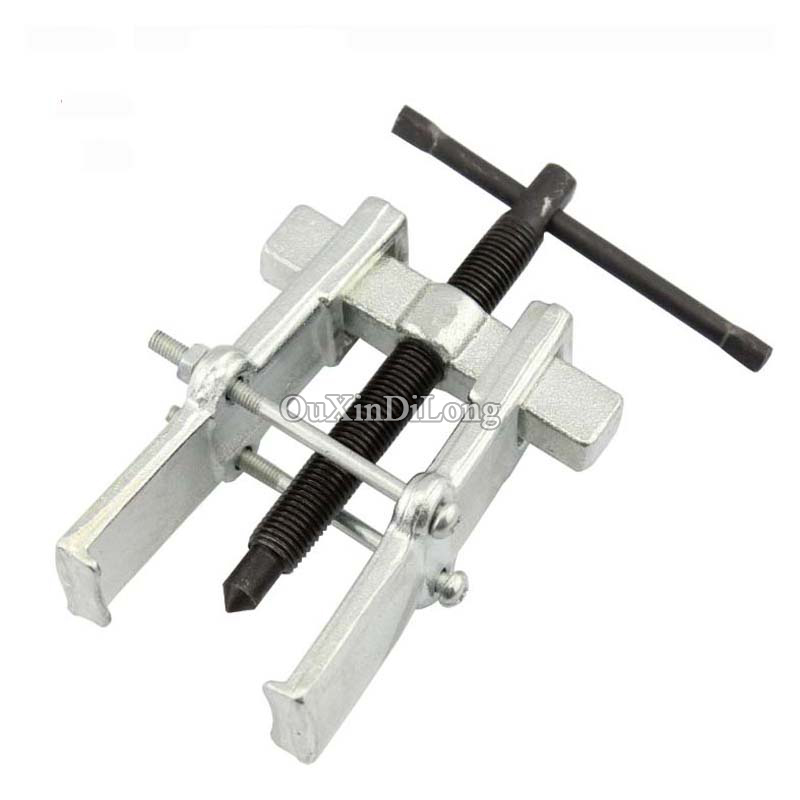 цена на HOTSALE Two Jaws Bearing Puller Mechanics Machine Tools Repair Tool Two Claws Bearing Gear Puller Hand Tools 5 type choose