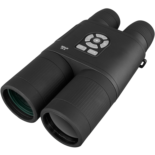 B8X 8X52mm Day Night Vision Binoculars HD Telescope Spotting Scope with Recording Function For Camping Hunting Outdoor