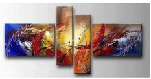 Free shipping! Modern abstract oil painting canvas art home decoration christmas gift pictures