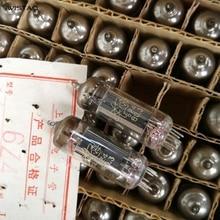 Tubo a vuoto 6Z4 Raddrizzatore di Grado Militare per Tubo Sintonizzatore Radio FM Inventario Prodotto di Alta Affidabilità Shiping libero