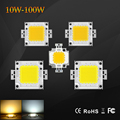 10 Pcs SMD Led Cob Lamps 10W 20W 30W 50W 100W Led Chip Integrated COB Lamp White / Warm White For DIY Downlight Floodlight