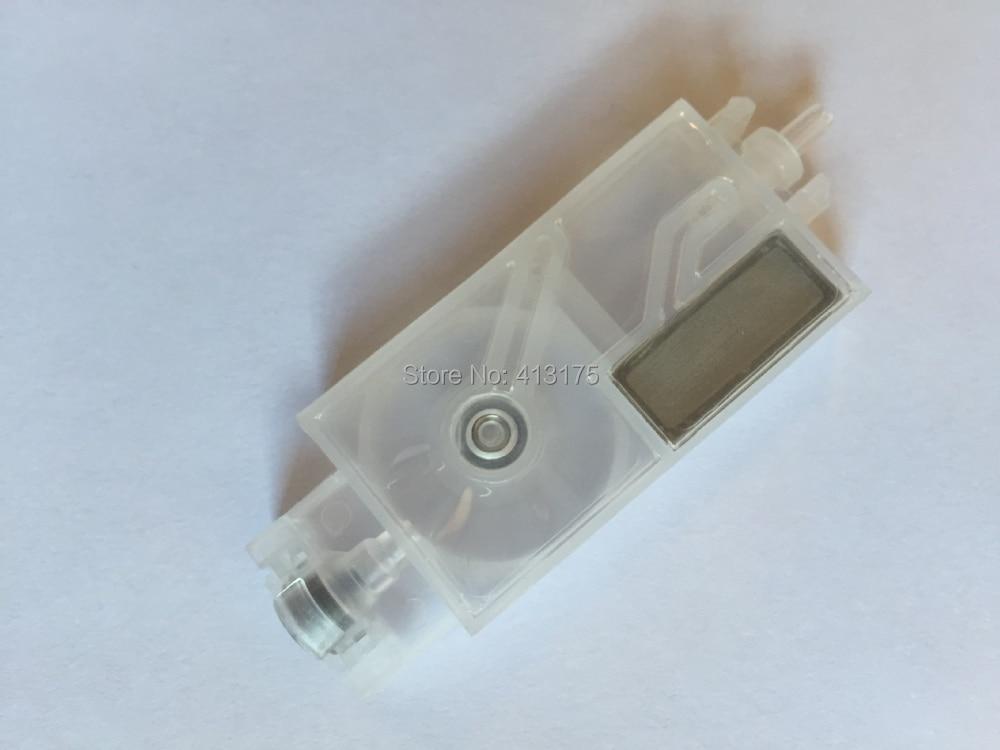 100 pcs Transparent ink damper for Mimaki JV5 Mimaki JV33 DX5 printhead damper compatible with eco