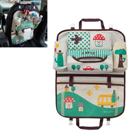 Mummy Bag Car Back Seat Organizer Stowing Tidying Storage Hanging Bag Car Styling For Kids Carriage