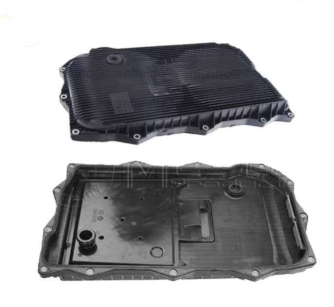 1 set transmission oil pan sump LR023294 LR065238 for Discovery 3 4 Land Rover range rover 10-12 sport 10-13 turbo electronic actuator g 25 g25 767649 6nw009550 778400 5005s 778400 for land rover discovery iv tdv6 v6 for jaguar xf 3 0l d