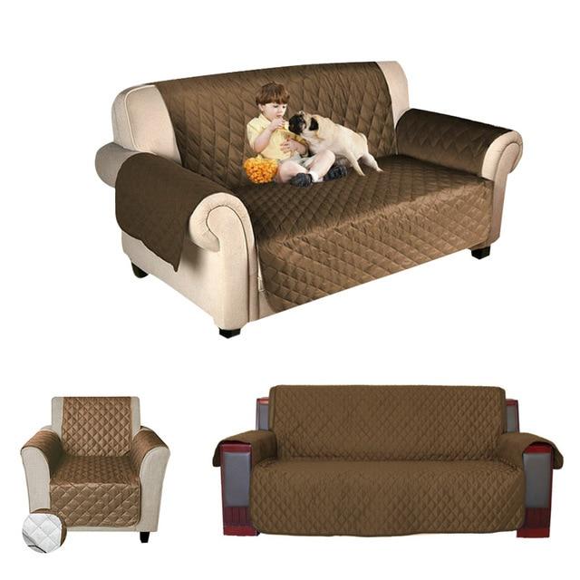 Hot Sale Sofa Protector Waterproof Anti Slip Grip Furniture Seater