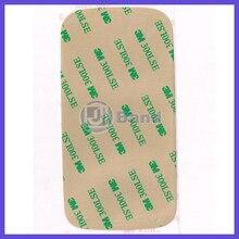 10pcs/lot Glass lens 3M Pre-Cut Adhesive Strip Tape Sticker For Samsung Galaxy S5 i9600 G900 Free Shipping