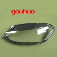 1pcs for Vw Golf 7.5 Headlight Plastic Transparent Shade Headlight Transparent Shell Lampshade Headlamp Cover