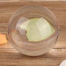 Хрустальный контактный жонглирующий шар ультра прозрачный акриловый шар для манипуляций(60/70/80/90/100 мм) волшебный трюк Иллюзия juegos de magia kids