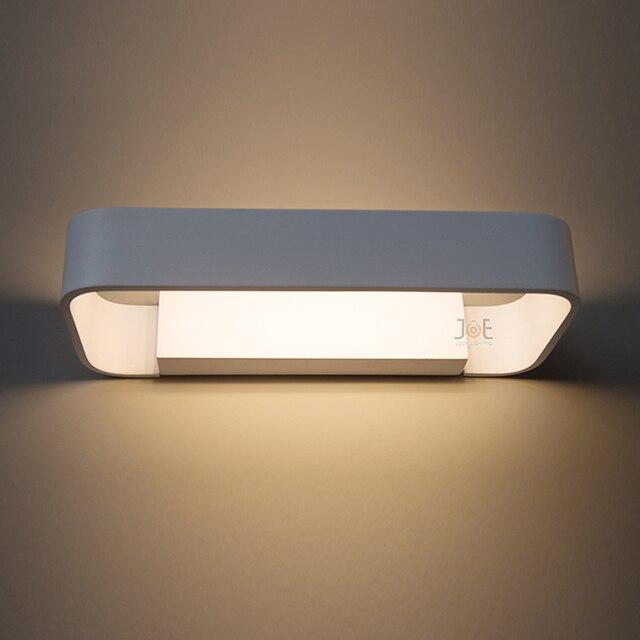 Moderna Lampada Da Parete A LED Per Camera Da Letto Bagno Arte Applique  Luci Apparecchio Di
