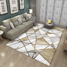 Marble Carpet Nordic Carpets Rug 3D printed Living room Bedroom Large Child Climbing Mats Yoga Pad Mat Home Decor Coffee Table
