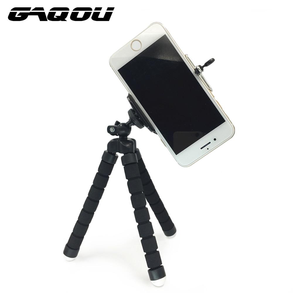 GAQOU 3 en 1 Con Control Remoto Mini Soporte Flexible para Teléfono - Cámara y foto - foto 3