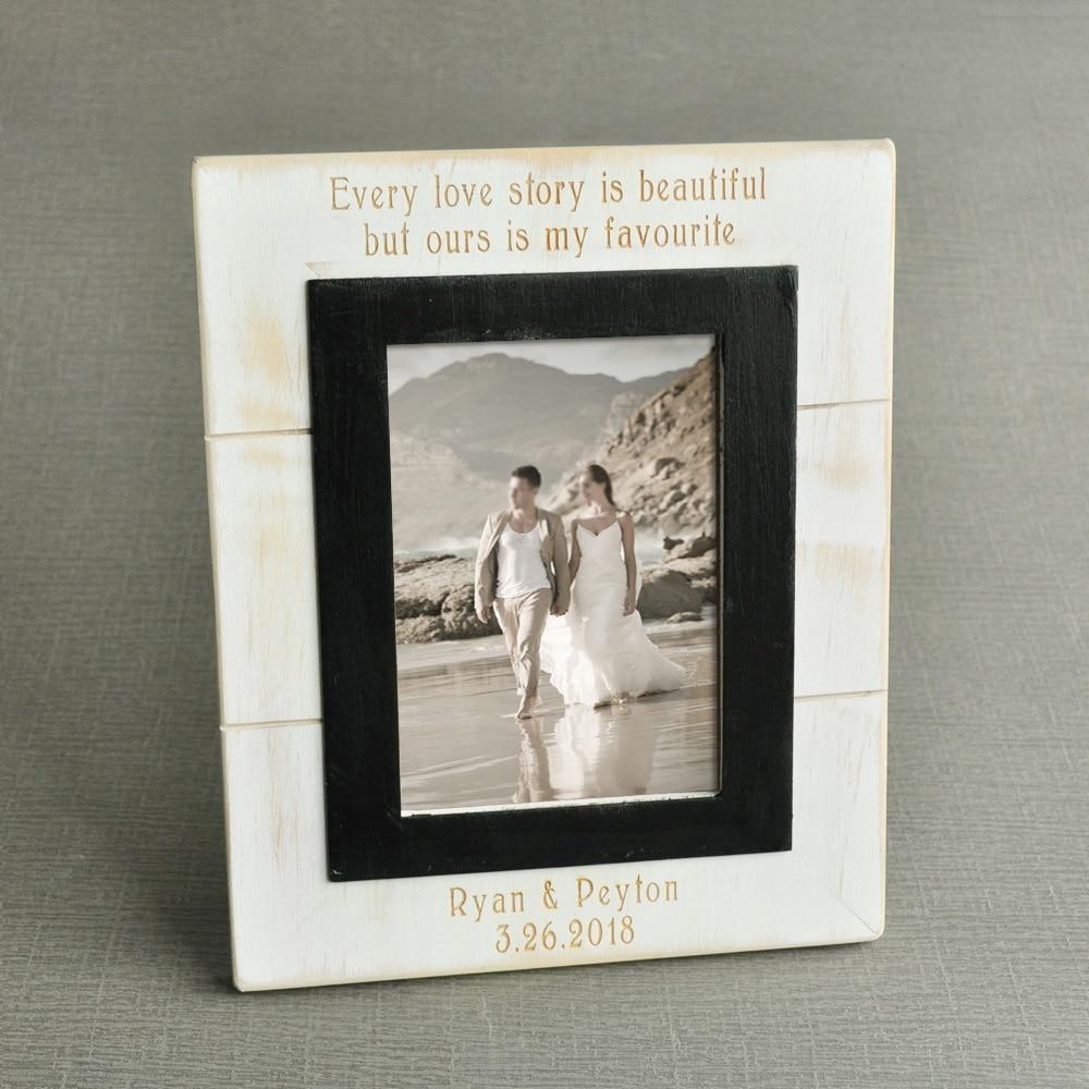 Wedding Gift Photo Frame: Aliexpress.com : Buy Vintage Wedding Photo Frame, Custom