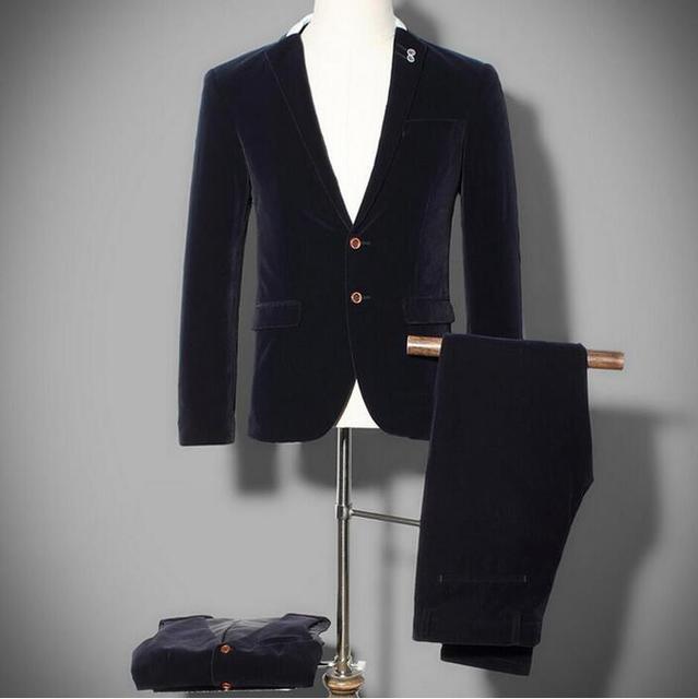 39f8808390 Cantor três ternos dos homens livres de compras cabeleireiro moda cultivar  a moralidade dos homens terno