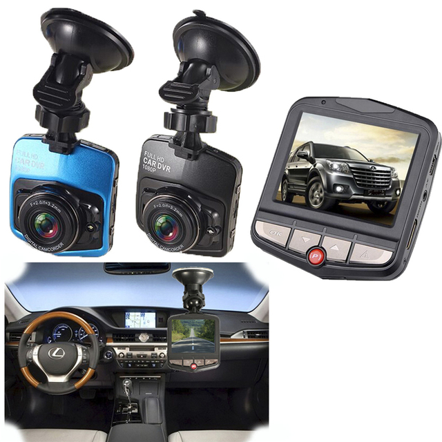 2.3inch TFT HD LCD IR Car Auto DVR Camera Vehicle Video Recorder 170 Degree WIde Angle Lens Full Glass + High Resolution Camera