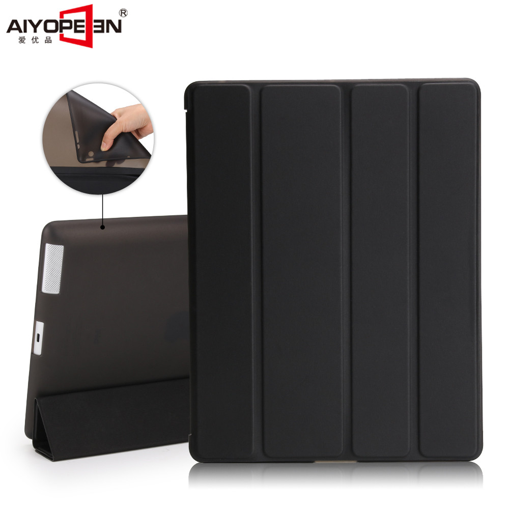 Case for iPad 2 3 4 ,Auto Sleep /Wake Up Flip PU Leather Shockproof Cover For New ipad 2/3/4 Smart Stand Holder Coque Case джинсы produkt produkt pr030emzyn94