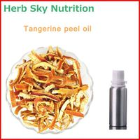 100 Natural Pure Tangerine Peel Orange Peel Oil With Free Shipping Regulating Vital Energy