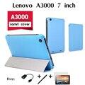 Для Lenovo A3000 кобура A3000 случае 7 дюймов tablet A3000 в тридцать процентов поддержки высокого качества роскошный Чехол защитная крышка случае