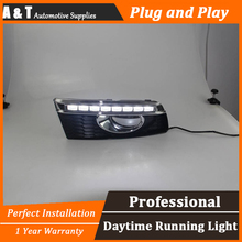A T car styling For VW Bora LED DRL For Bora led fog lamps daytime running