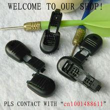 Tuba cord lock, spring stopper, cord stopper ,nylon stopper, lock stopper,100 pcs/lot, free shipping