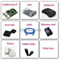 Hot Sale In Stock Raspberry Pi 3 6 Times Faster Than Raspberry PI Model B